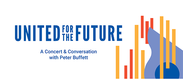 united for the future with peter buffett