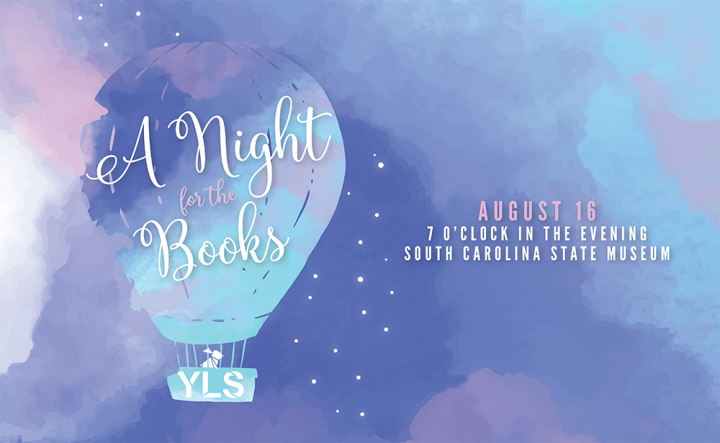 A Night for the Books - Friday, August 16, 2019 from 7-11 PM