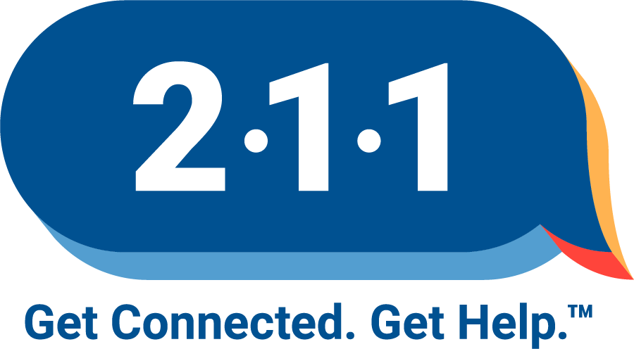 211 Logo with tagline